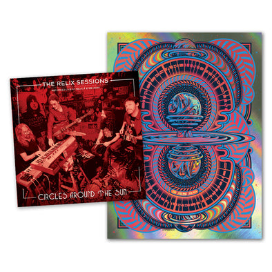 Circles Around The Sun - The Relix Session (Limited Edition Vinyl + Foil Poster)
