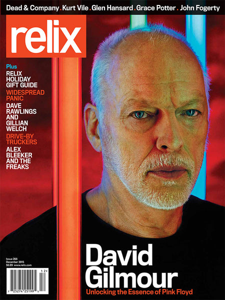 December 2015 Relix Issue