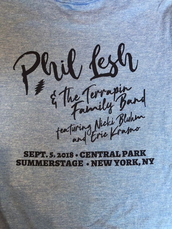 Phil Lesh in Central Park - Limited Edition 2018 T-Shirt