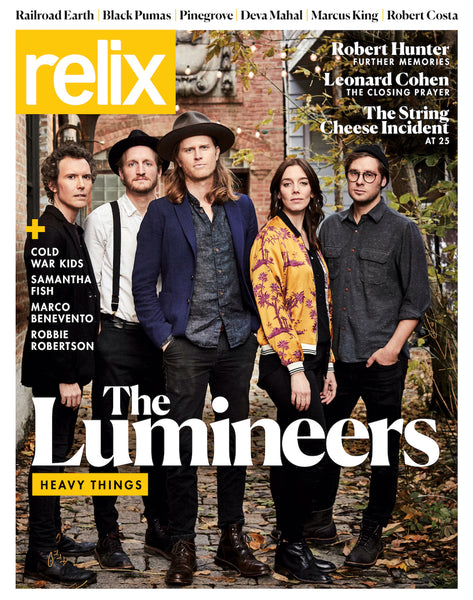 January/February 2020 Relix Issue