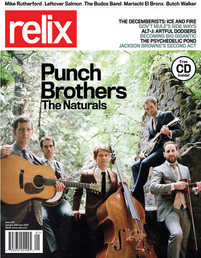 January/February 2015 Relix Issue