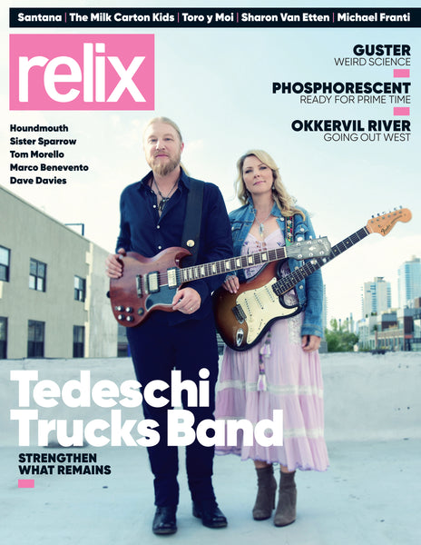 January/February 2019 Relix Issue