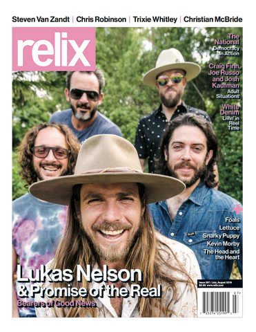 July/August 2019 Relix Issue
