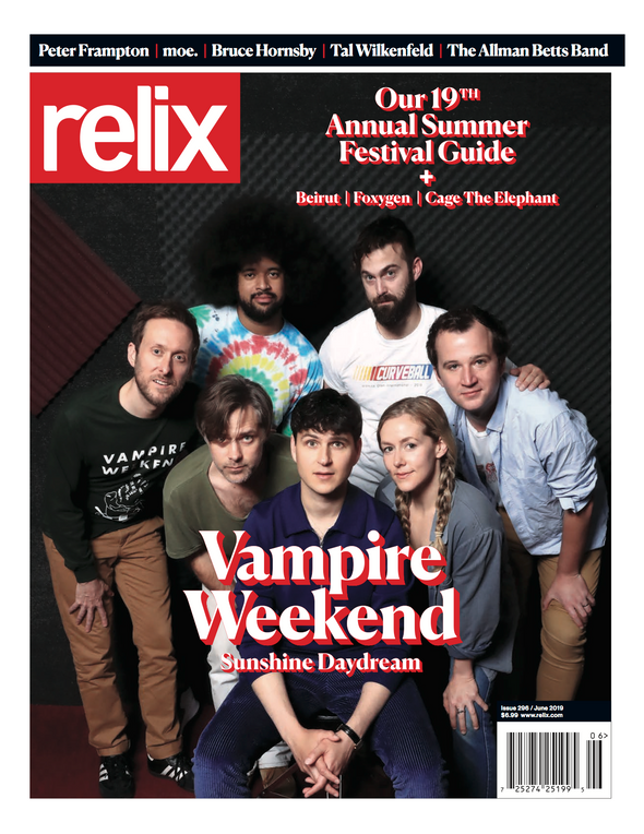 June 2019 Relix Issue