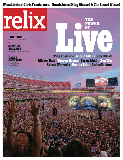 June 2020 Relix Issue