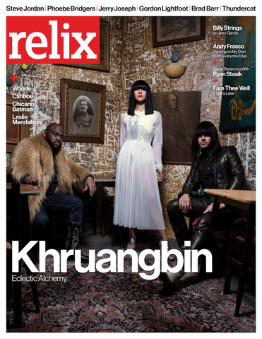 July/August 2020 Relix Issue