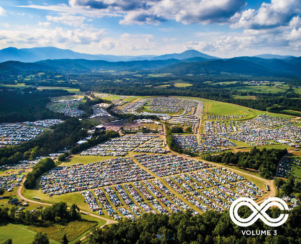 LOCKN' Festival Photo Book: Vol. 3 (2017 & 2018)