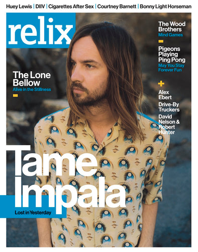 March 2020 Relix Issue