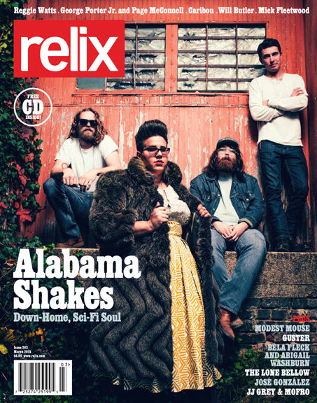 March 2015 Relix Magazine