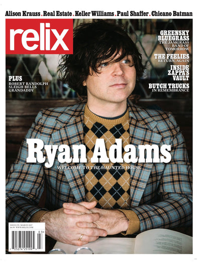March 2017 Relix Issue