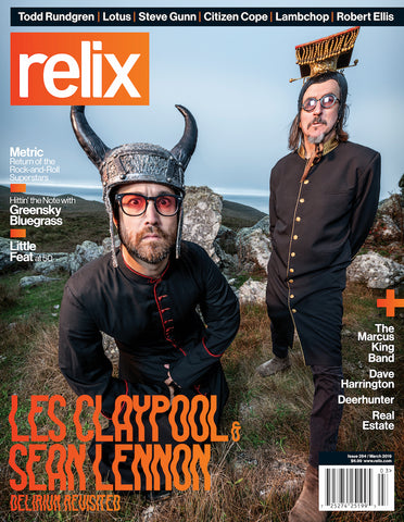 March 2019 Relix Issue