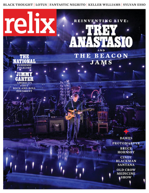 October/November 2020 Relix Issue