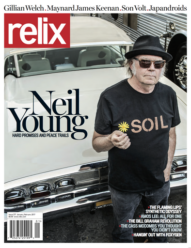 Jan/Feb 2017 Relix Issue