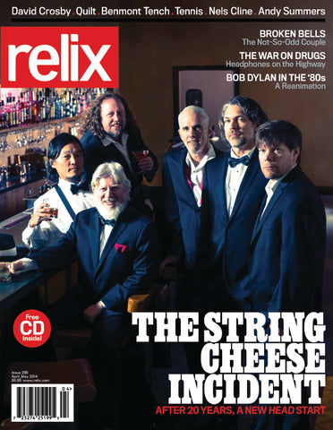 April/May 2014 Relix Magazine