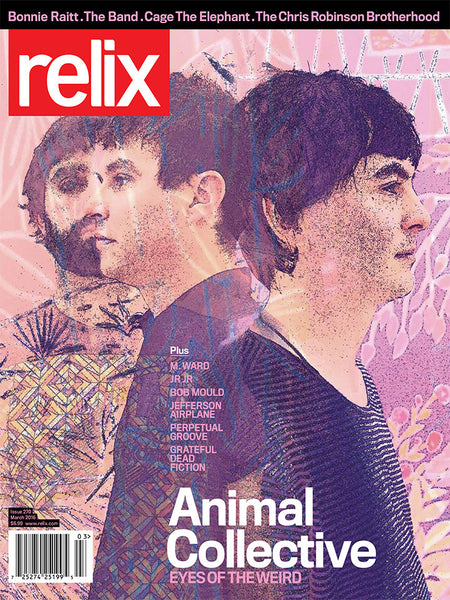 March 2016 Relix Issue