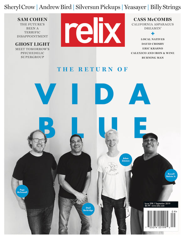 September 2019 Relix Issue