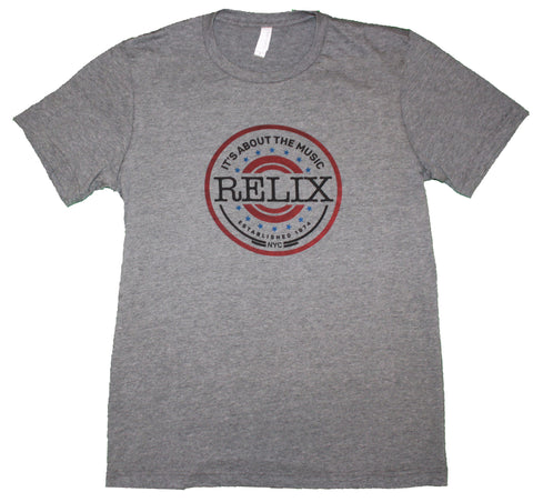 Relix Record Tee