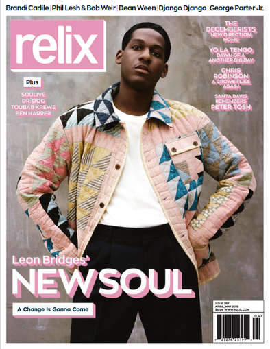 April/May 2018 Relix Magazine