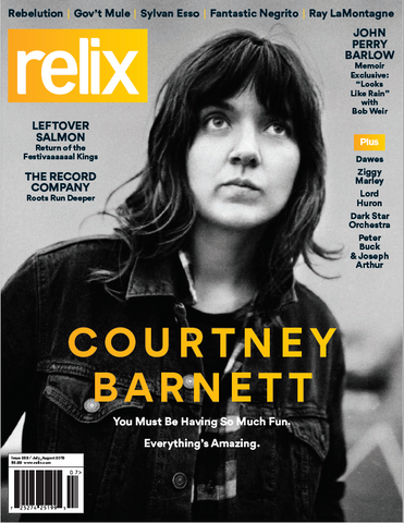 July/August 2018 Relix Magazine