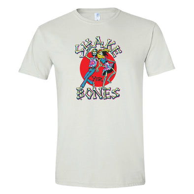 Shake Yer Bones Throwback T-Shirt