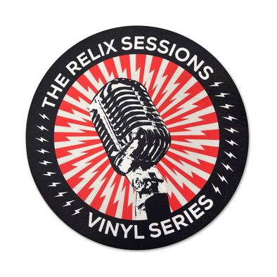 The Relix Sessions Vinyl Series Slip Mat