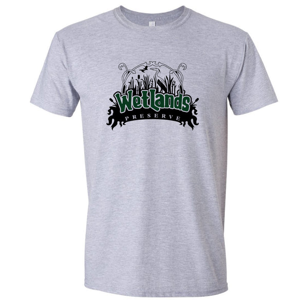 Wetlands Preserve - Throwback T-Shirt