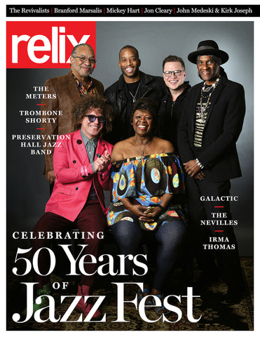 April/May 2019 Relix Issue