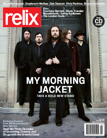 April/May 2015 Relix Magazine
