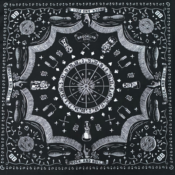 Brooklyn Bowl Bandana