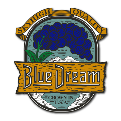 Limited Edition Blue Dream Pin
