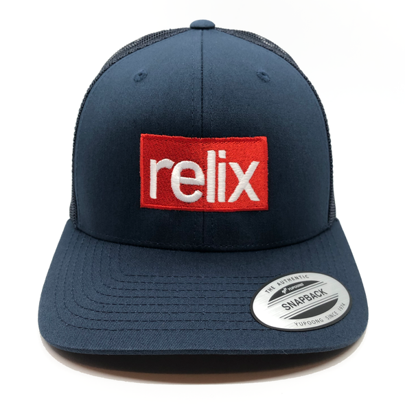 Relix Box Logo Hat