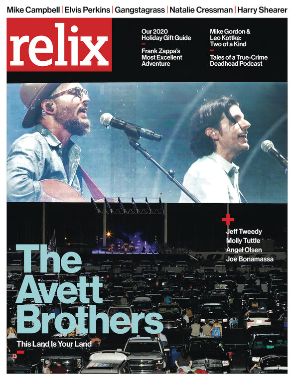 December 2020 Relix Issue