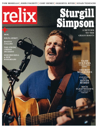 January/February 2021 Relix Issue
