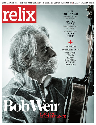 March 2021 Relix Issue