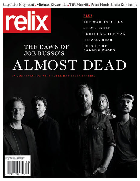 September 2017 Relix Issue