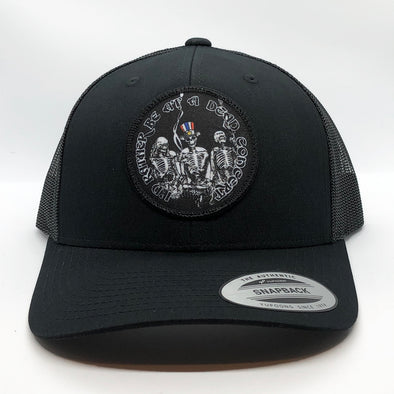 I'd Rather Be At A Dead Concert Vintage Hat