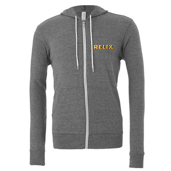 "Jim Pollock ""Pied Piper"" Fleece Zip-Up Hoodie"