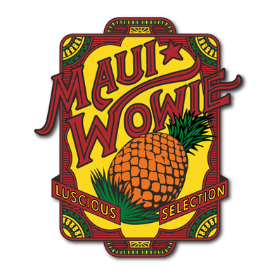 Limited Edition Maui Wowie Pin