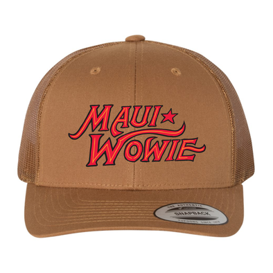 Maui Wowie Embroidered Hat