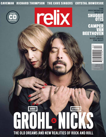 April/May 2013 Relix Magazine