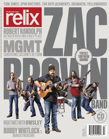 July/August 2013 Relix Magazine