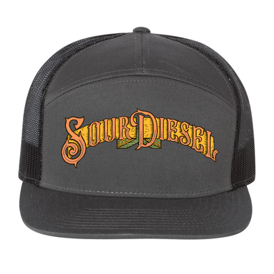 Sour Diesel Embroidered Hat