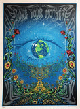 Limited Edition Earth Day Poster by Mike DuBois