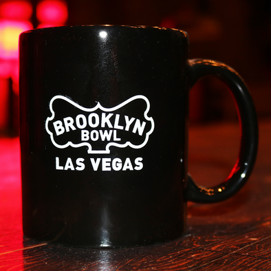 Brooklyn Bowl Las Vegas Mug