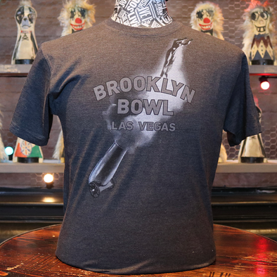Brooklyn Bowl Las Vegas Cannon T-Shirt