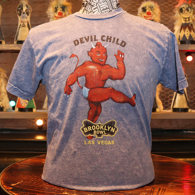 "Brooklyn Bowl Las Vegas ""Devil Child"" T-Shirt"