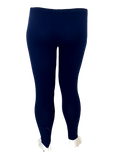 Cotton Legging in Navy Blue