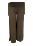 Palazzo Pant in Olive