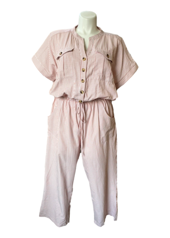 Knock Around Jumpsuit