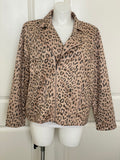Wild Thing Leopard Moto Jacket